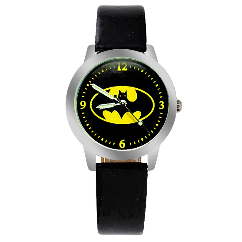 Batman horloge glow in the dark