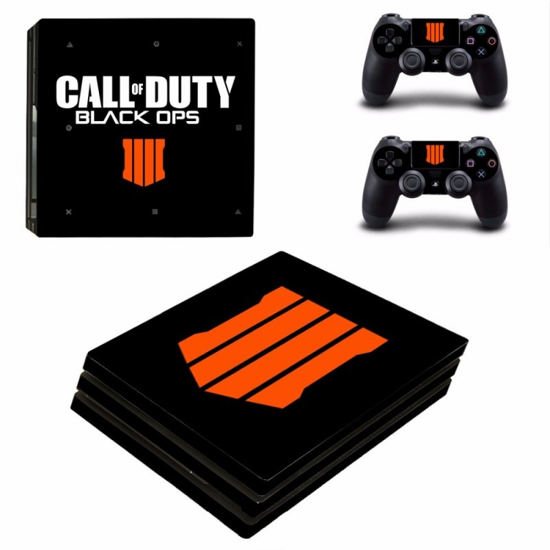 Console stickers Call of Duty PS4 Pro