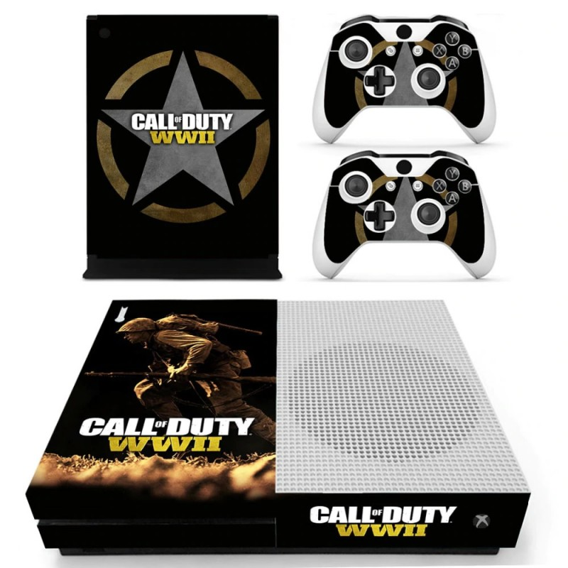 Console stickers Call of Duty Xbox One S