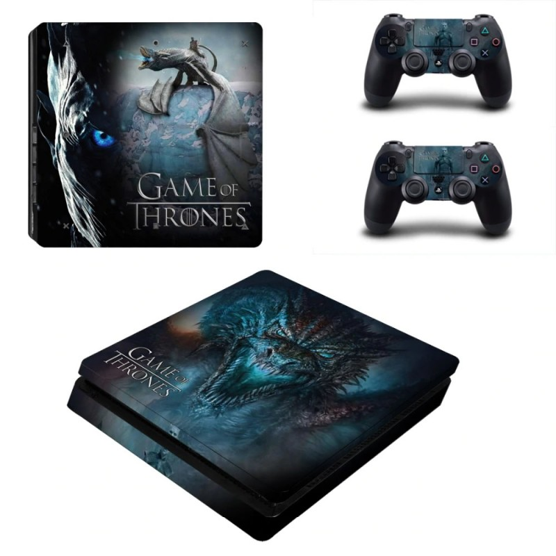 Console stickers Game of Thrones PS4 Slim