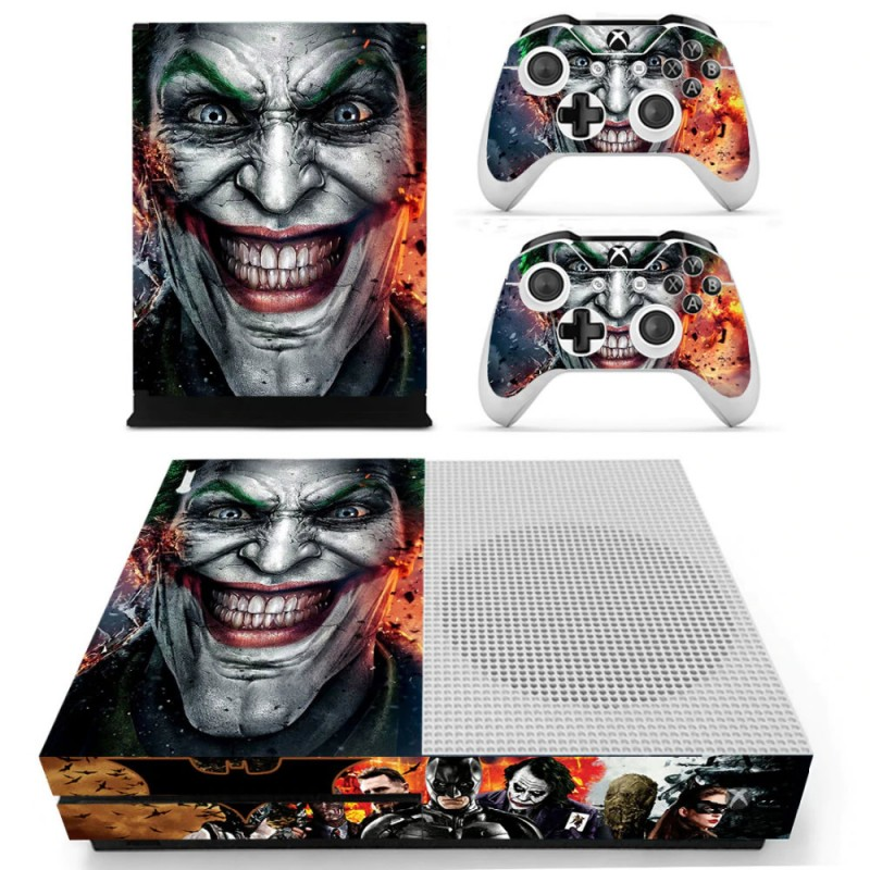 Console stickers Joker Xbox One S