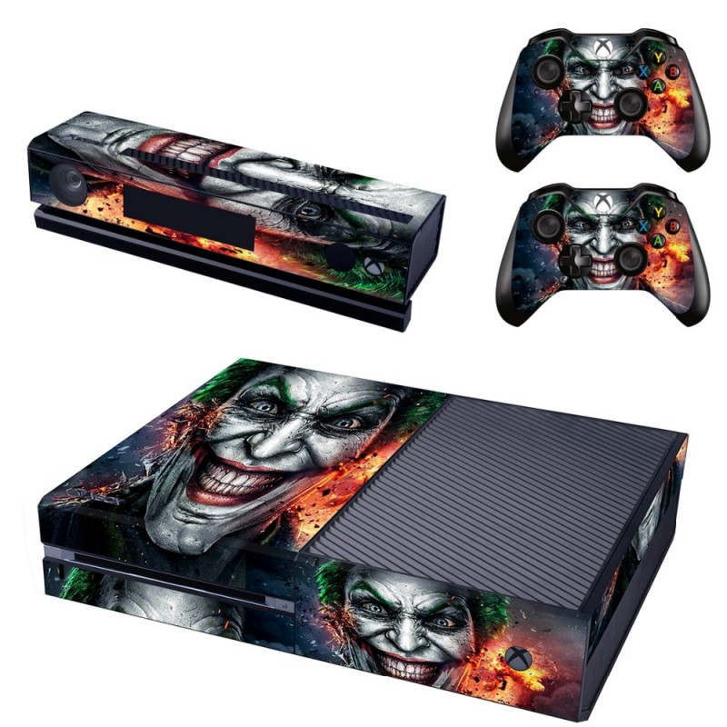 Console stickers Joker Xbox One