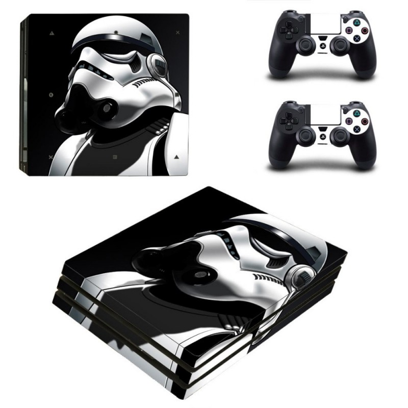 Console stickers Star Wars PS4 Pro
