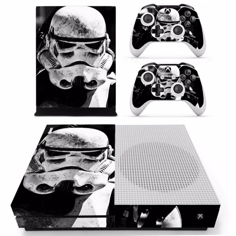 Console stickers Star Wars Xbox One S