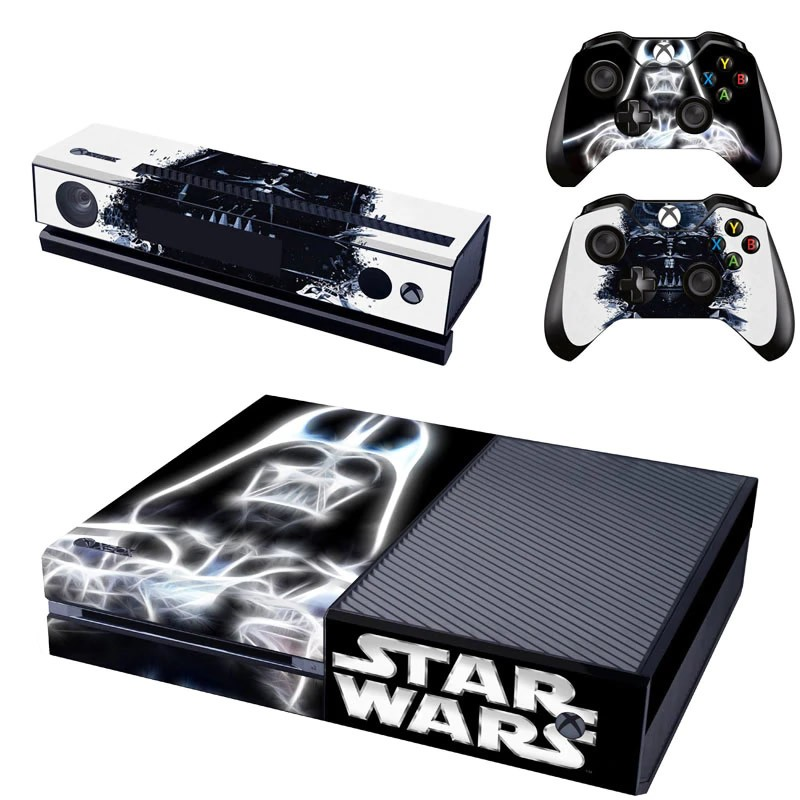 Console stickers Star Wars Xbox One