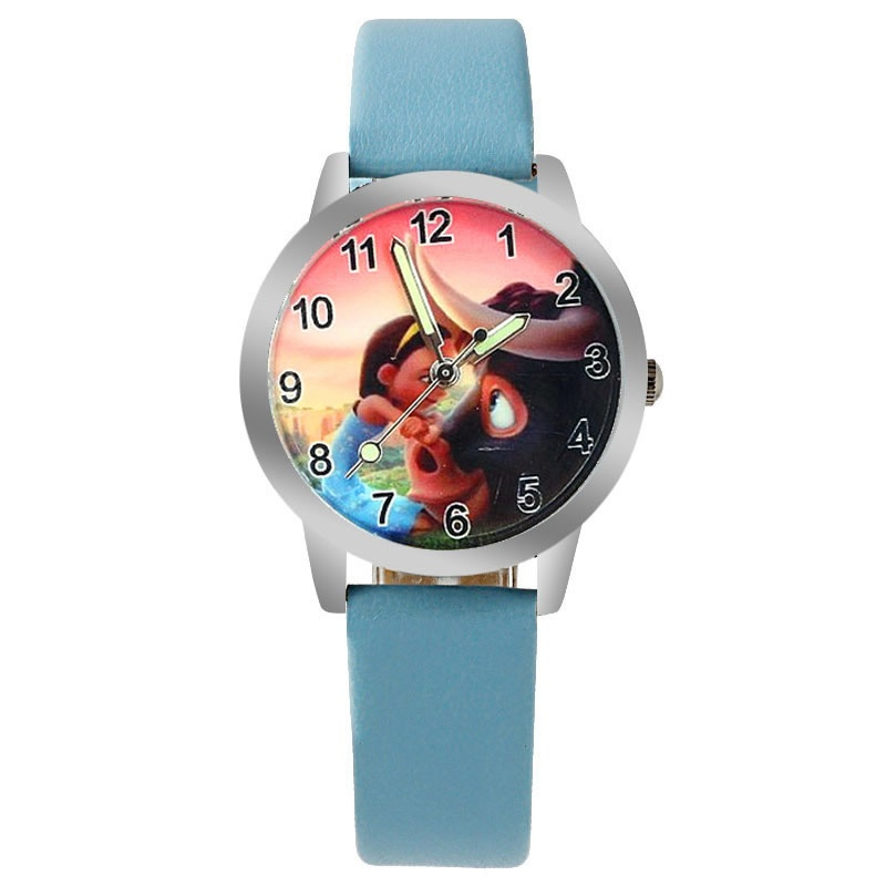 Ferdinand horloge glow in the dark