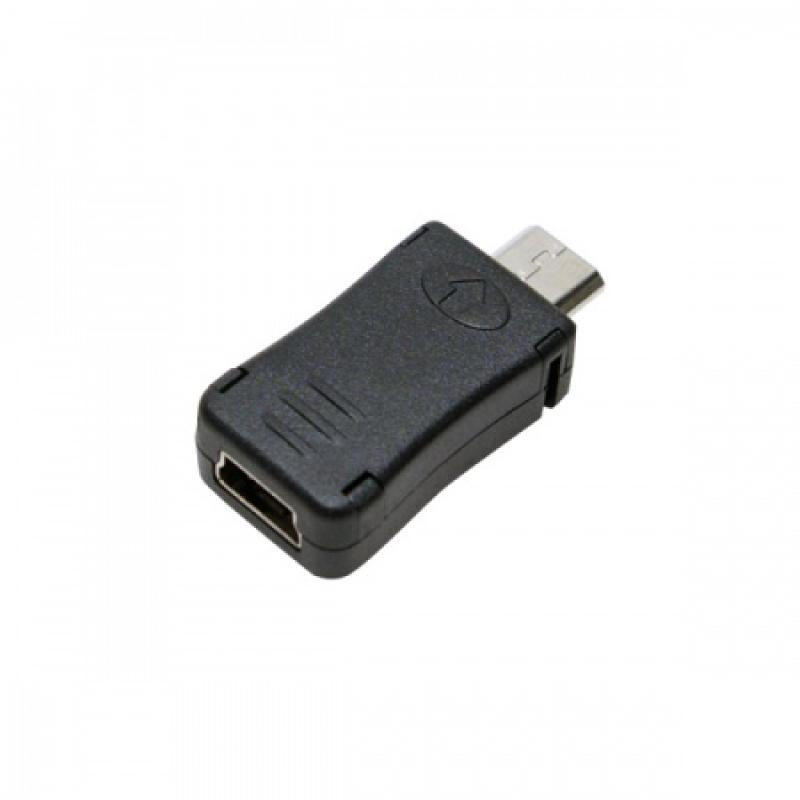 Mini USB naar Micro USB Adapter