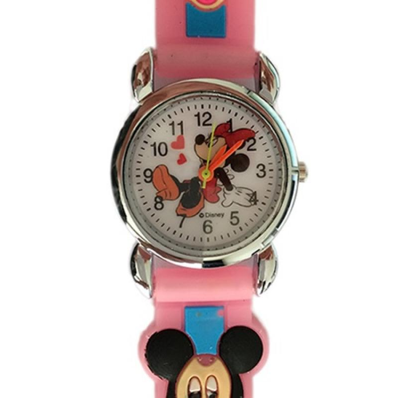 Minnie mouse horloge