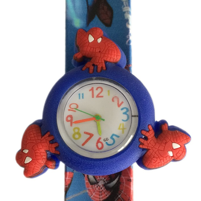 Spiderman horloge spinner