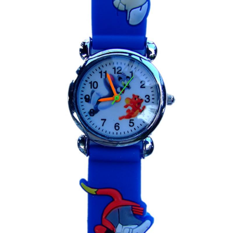 Tom en Jerry horloge